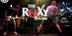 Portada The Roxy 19/11/2016